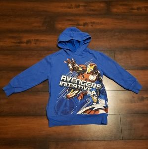 Authentic Marvel Hoodie with Pockets
